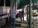 Former NTSB Chairman On Probe Into New Jersey Train Crash