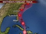 Florida Prepares For Possible Impact Of Hurricane Matthew