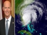 Florida Gov. Scott: 10-foot Storm Surge Expected In North