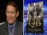 Former 49ers Quarterback Steve Young Pens New Memoir