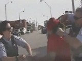 Female Officer Brutally Attacked By Suspect High On PCP