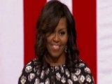 First Lady: Election Is About Shaping Future For Our Kids