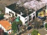 Fire Officials: 36 Dead In Oakland Warehouse Fire