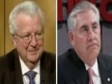 Former Shell CEO Talks Trump's Tillerson Decision