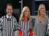 First Female NFL Referee Shares Officiating Tips