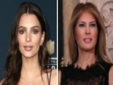 First Lady Responds To Model's Defense