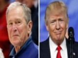 Former President Bush Breaks His Silence On Trump