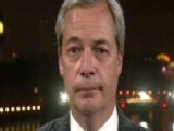 Farage: You Can't Have Open-door Immigration Without Terror
