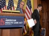 Fate Of The Republican Health Bill Remains Uncertain