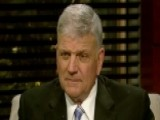 Franklin Graham Talks About The New Film 'Facing Darkness'