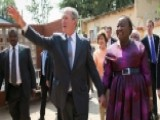 Fmr. President George W. Bush Raises HIV Awareness In Africa