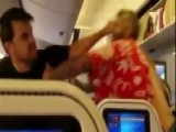 Flight Fight: Fists Fly During Violent Encounter On Plane