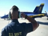 Flying High With The Blue Angels