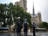 French Official: Notre Dame Attacker Cried 'It's For Syria'