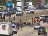 Four Dead As Plane Crashes On Utah Highway