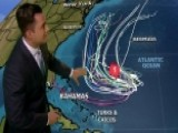 Forecasters Paying Close Attention To Hurricane Jose