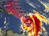 Forecasters Keep Wary Eye On Hurricane Maria