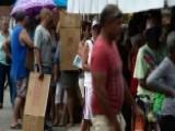 Frustration Rises Over Puerto Rico Hurricane Reli 0000016B Ef Efforts