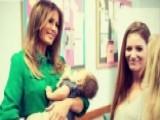 First Lady Visits Infant Addiction Recovery Center In WVa