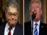 Franken Scandal Raises Questions About Trump's Past Conduct