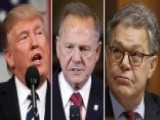 Fair Coverage For Trump, Moore, Franken?