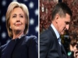 FBI Double Standard On Flynn And Clinton?