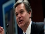 FBI's Wray Questioned On Handling Of Clinton Email Probe