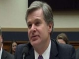 FBI Chief Defends The Credibility Of The Embattled Bureau