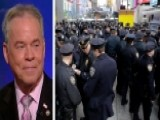 Former NYPD Lieutenant Commander Talks Times Square Security