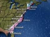 Florida, Georgia Could See Historic Snowfall In Winter Blast