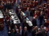 Funding Battle Heats Up In Senate Ahead Of Shutdown Deadline