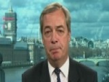 Farage Reacts After Soros Funds Campaign To Stop 'Brexit'