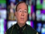 Florida Sheriff: I Am Impressed With President Trump