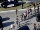 Florida Gunmen Armed With Guns, Gas Masks And Grenades