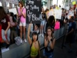 Florida Students Rally Demanding Change To Gun Laws