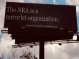 Florida Billboard Targets NRA As 'terrorist Organization'