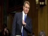 Flake Drafts Bill To Reverse Trump's Steel, Aluminum Tariffs