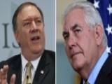 Flurry Of Staff Changes Sends Shockwaves Through Washington