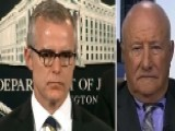 Former FBI Official: McCabe's Wounds Are Self-inflicted