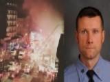 FDNY Firefighter Dies Battling Blaze On Movie Set