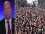 Florida Congressman: Good That Marches Bring Awareness