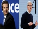 Facebook Vs. Apple: A War Of Words Between Tech Titans
