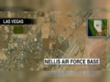 F-16 Crashes At Nellis Air Force Base In Nevada