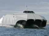 Futuristic Navy Stealth Attack Boat Headed To Washington DC