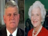 Franklin Graham Remembers Barbara Bush