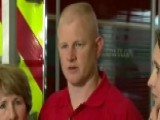 Firefighter Who Tried To Save Southwest Victim Speaks Out