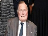 Former President George H W Bush Hospitalized