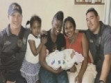 Firefighters Help Deliver Baby