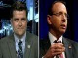 Freedom Caucus Members Draft Rosenstein Impeachment Articles