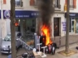 French May Day Protests Against Reforms Turn Violent